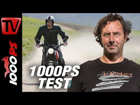 1000PS Test - Yamaha SCR950 2017 - Coole Optik mit Fahrwerksschwächen