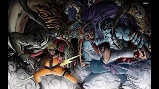 Orochimaru and Kabuto VS Naruto,Gaara,Killer Bee and Fuu l