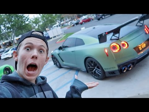 BIG PLANS FOR MY GTR!