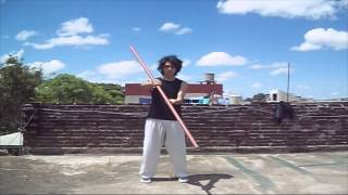 Como girar un palo con las manos |Parte 2| (Español)