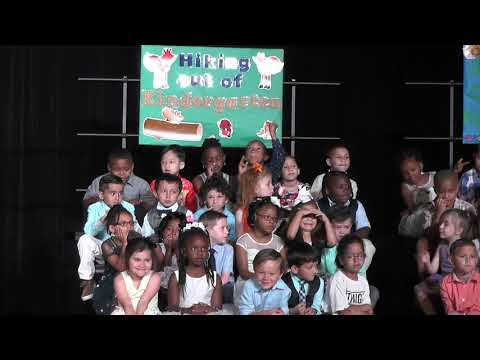 Arlene Meraux Elementary School presents...Kindergarten Recognition Day (May 22, 2019) HD