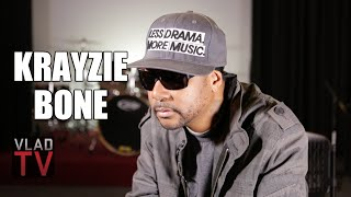Krayzie Bone Recalls Receiving First Royalty Checks Before Eazy