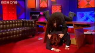 Jonathan Ross Vs Ross Noble Fight