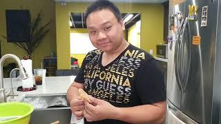 Tự làm Ốc vòi voi sashimi