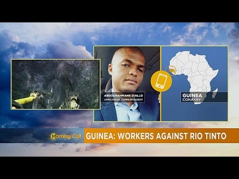 $20 BN Guinea iron mining project falls apart [The Morning Call]