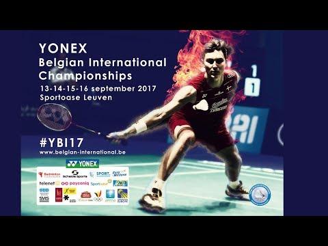 Round 32 & 16 - 2017 YONEX Belgian International