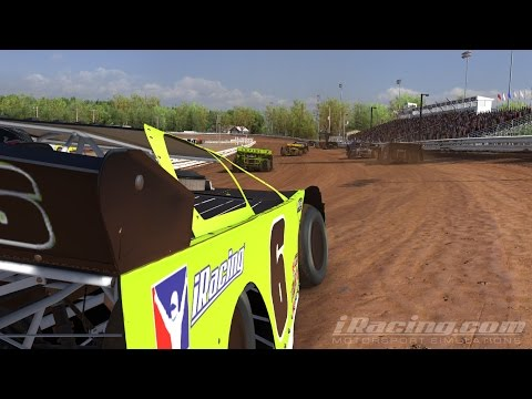 iRacing Dirt: Pro Late Models @ Williams Grove