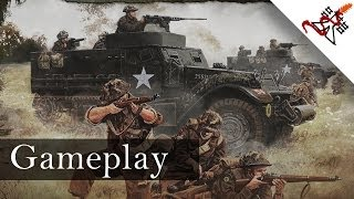 Close Combat Gateway to Caen Gameplay [1080p/HD]