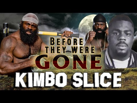 KIMBO SLICE | Before They Were GONE | Biography