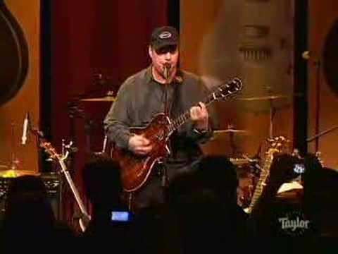 Christopher Cross Ride Like the Wind  With Taylor Guitars at NAMM 2008