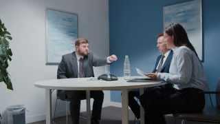 Interview advice: Body language