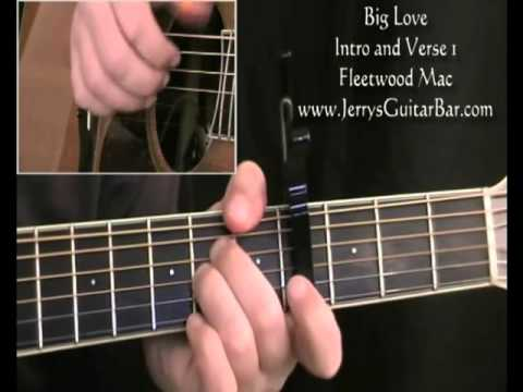 How To Play Fleetwood Mac Big Love (The Dance version) - Preview Only