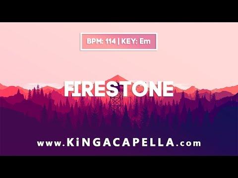 Kygo feat. Conrad Sewell - Firestone Studio Acapella
