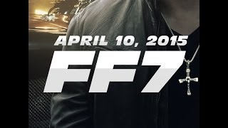 Fast & Furious 7 Official Trailer #1 2015