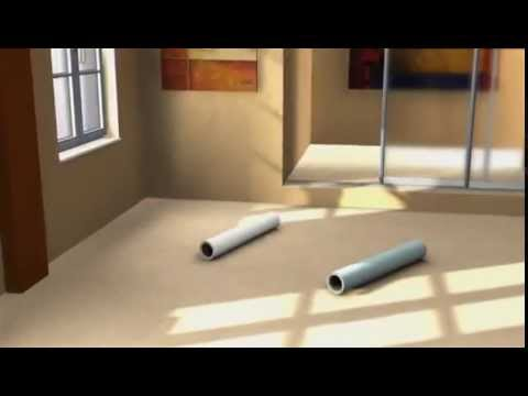 Kronoswiss Laminate Flooring Installation Youtube