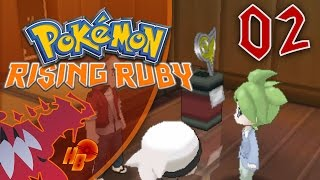 Herbert ist back! ❚ Pokémon Rising Ruby (Part 2) 【3DS Rom-Hack ❚ GER/DEU ❚ Let's Play】