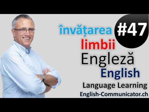 #47 Limba Engleza Curs English Română Romanian Brad De Iulia Olănești Scornicești Vâlcea