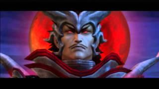 Sengoku Basara: Samurai Heroes - All Nobunaga Oda Cutscenes English Dub HD