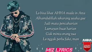 Atta Halilintar - Draw My Life - (lirik)