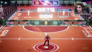 TENNIS ON STEROIDS! - DISC JAM