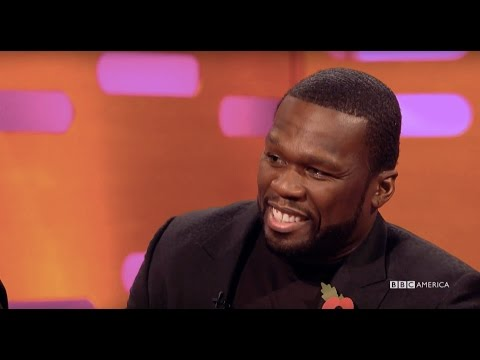 50 Cent Explains How His Tongue is Special - The Graham Norton Show