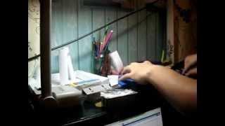 видео Antex NITSA-5 MIMO 2x2 антенна
