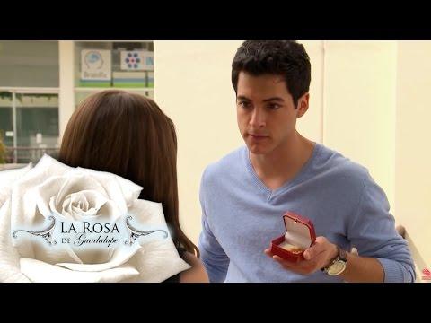 Bárbara descubre que Armando es un ladrón | Ladrón de un corazón, mi corazón | La Rosa de Guadalupe