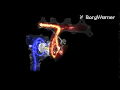 K Series Turbo Animation - YouTube