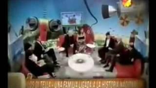 Torcuato y Andres Di Tella en Mañanas Informales (TVR)