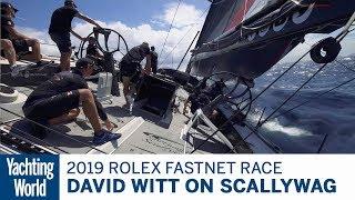 David Witt on skippering Scallywag 100 | Yachting World