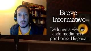 Breve informativo - Noticias Forex del 14 de Septiembre 2017