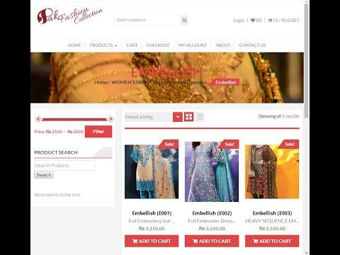 Create Online Store Using Free Wordpress Theme And Woocommerce Plugin