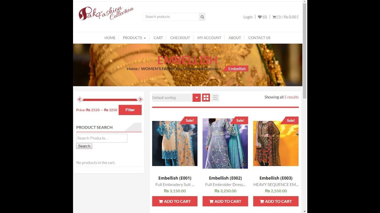 Create Online Store Using Free Wordpress Theme and Woocommerce Plugin