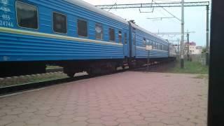 Знаменка-сорт, Пассажирский поезд(кировоградская обл., 2012-09-26T11:27:01.000Z)