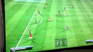 FIFA FUT WAGER MATCH | JAVI MARTINEZ ON THE LINE!!