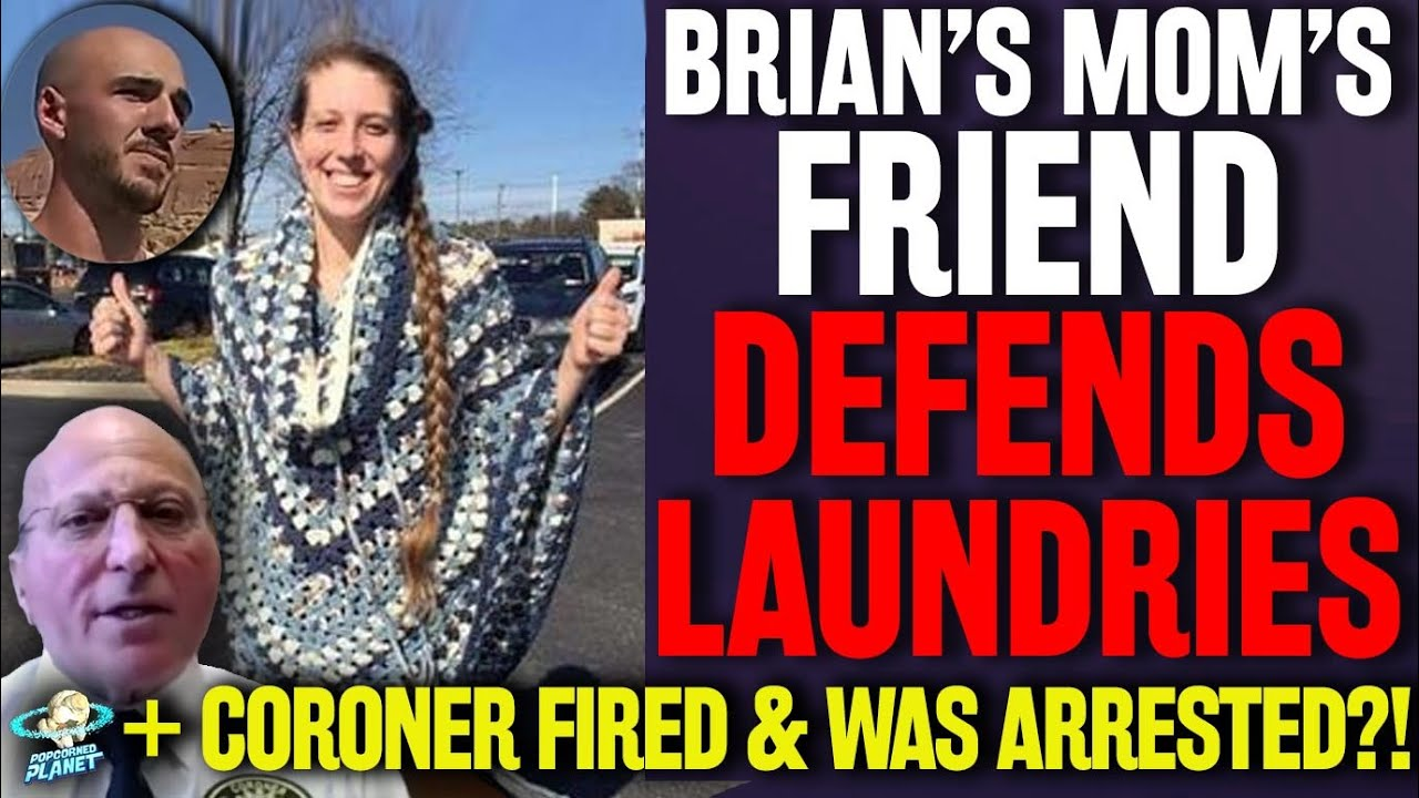 Download Friend DEFENDS The Laundries + Gabby Petito Coroner FIRED & Was Arrested?! - LIVE