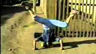 Estrellas en la esquina (BREAK DANCE CHILE) (1986) [DOCUMENTAL COMPLETO]