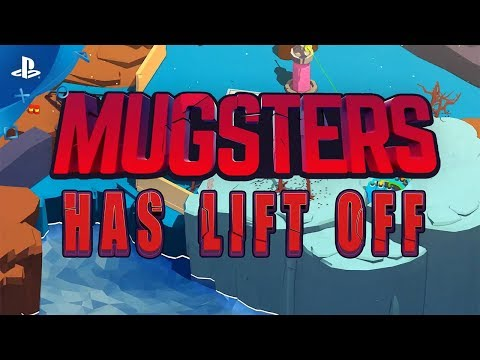 Mugsters - Launch Trailer | PS4