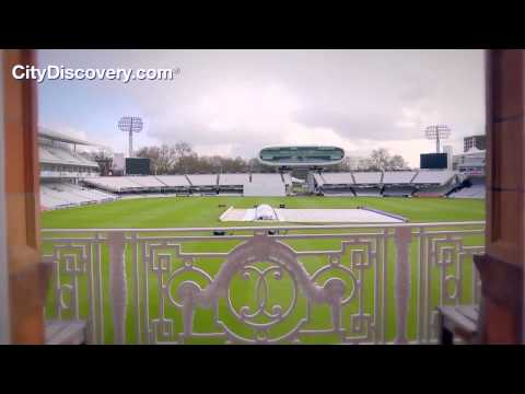Lord's Cricket Ground All Access Stadium Tour in London