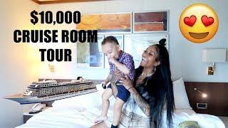 Baixar $10,000 CRUISE ROOM TOUR!!!! *EXCLUSIVE*
