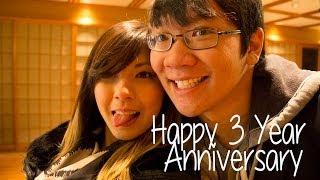 Happy 3 Year Anniversary bb ❤
