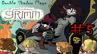 Double Shadow Plays Grimm #5- The Girl Without Hands