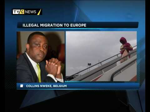 Africa Today on  Illegal Migration to Europe