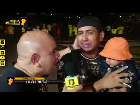 HISTORIAS DEL CERRO `trepando el monte para ver a BSC` I Cesar Contreras