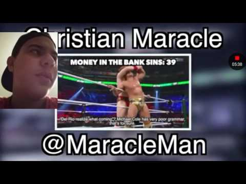NegativeAlex88 reacts to everything wrong with wwe Money In the Bank 2012