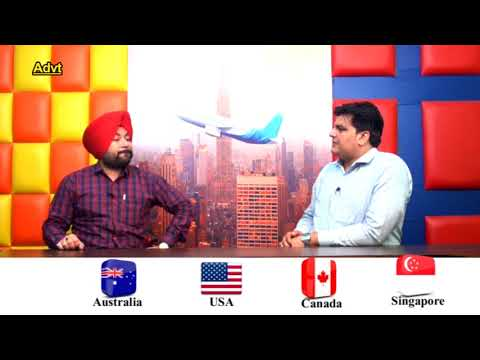 Best Guidance on Study Visa by visa Expert Mr Sukhchain Singh Rahi- RS Global