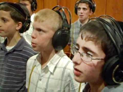 Хор Еврейских Мальчиков - Иерусалим / The Shira Chadasha Boys Choir