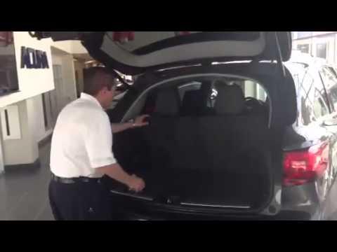 All New 2014 Acura Mdx Cargo Space John Eagle Acura Youtube