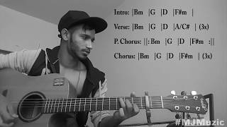Video Dusk Till Dawn - Zayn ft. Sia    Complete Guitar Tutorial   MJ    download MP3, 3GP, MP4, WEBM, AVI, FLV Juli 2018