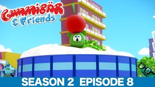 "Download Gummy Bear Show ""THE RECORD"" S2 E8 Gummibär And Friends Mp3 and Videos"